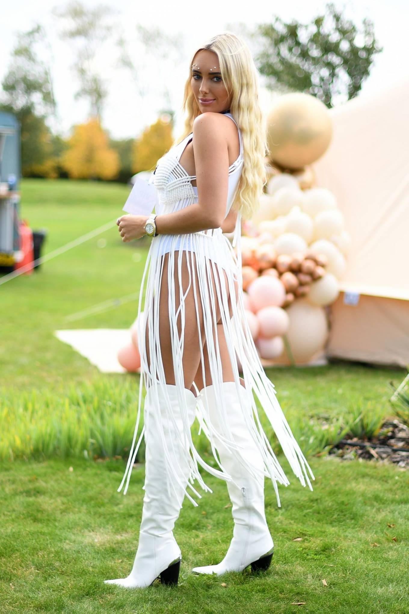 Amber Turner 2020 : Amber Turner – Pictured at Chlochella Festival in Essex-09