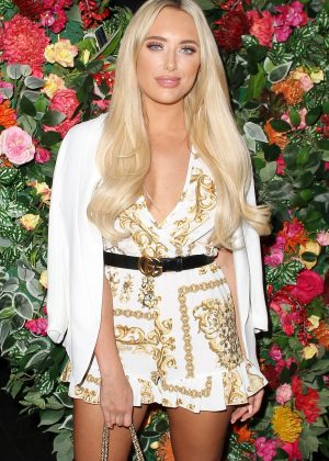Amber Turner - Quiz x TOWIE Launch Party in London