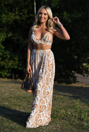 Amber Turner - The Only Way is Essex TV show set in Essex
