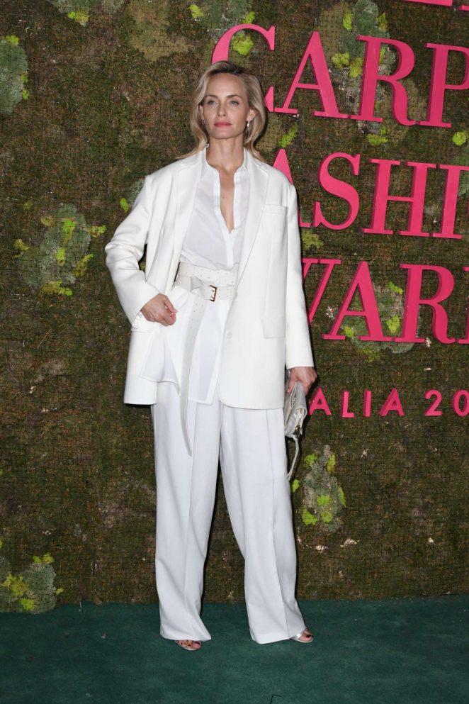 Amber Valetta - Green Carpet Fashion Awards 2018 in Milan