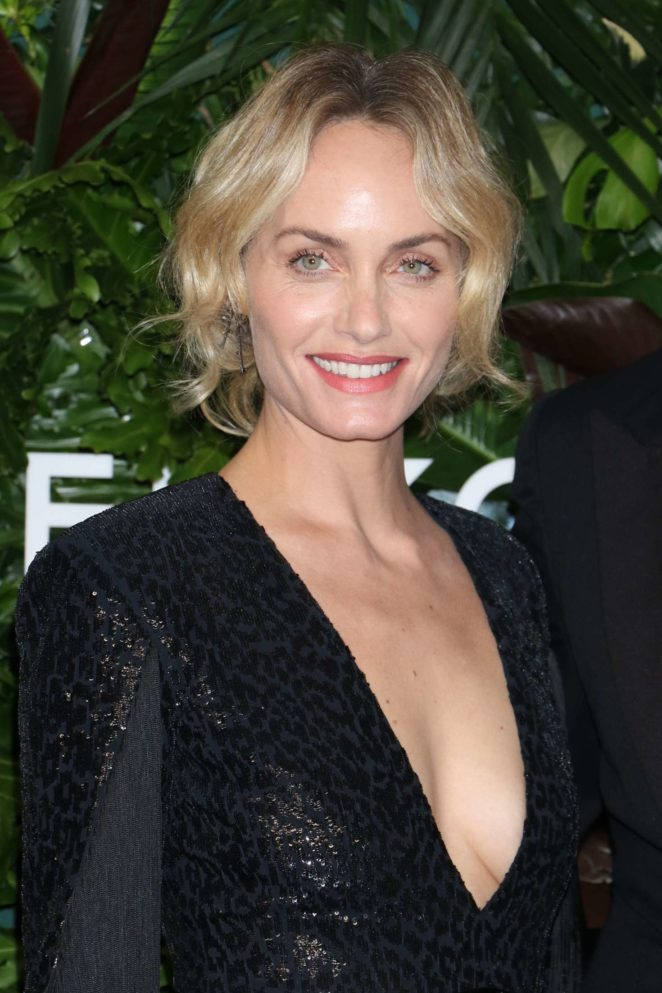 Amber Valletta - 11th Annual God's Love We Deliver Golden Heart Awards in NYC
