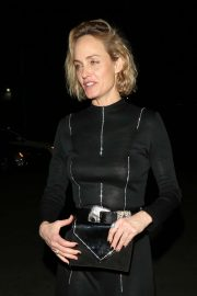 Amber Valletta bring in New Year in West Hollywood