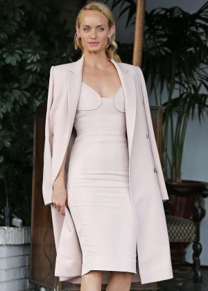 Amber Valletta - CFDA Vogue Fashion Party in West Hollywood