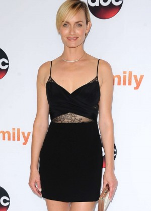 Amber Valletta - Disney ABC 2015 Summer TCA Press Tour Photo Call in Beverly Hills