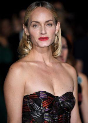 Amber Valletta – Green Carpet 2017 Fashion Awards in Italia
