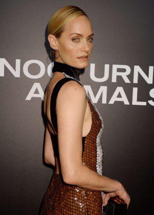 Amber Valletta - 'Nocturnal Animals' Premiere in Los Angeles