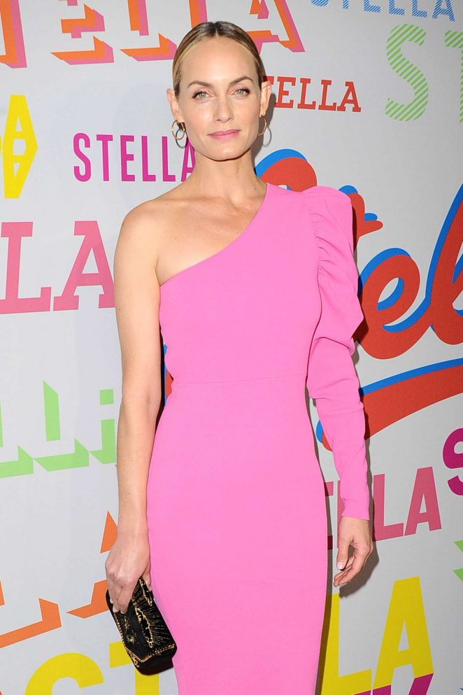 Amber Valletta - Stella McCartney's Autumn 2018 Collection Launch in LA