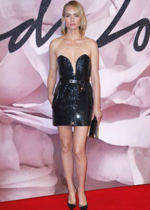 Amber Valletta - The Fashion Awards 2016 in London