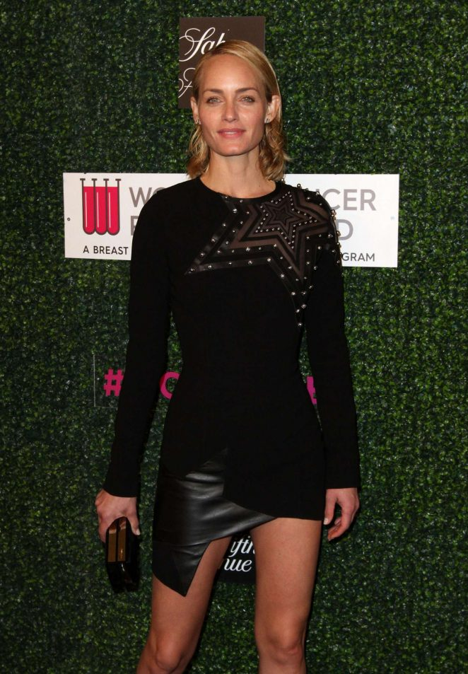 Amber Valletta - The Women's Cancer Research Fund hosts an Unforgettable Evening in LA