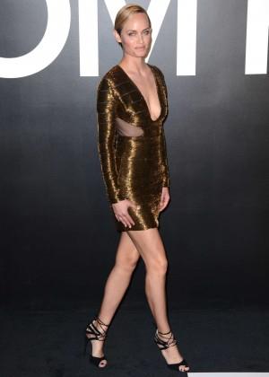 Amber Valletta - Tom Ford 2015 Womenswear Collection Presentation in LA