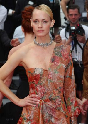Amber Valletta - 'Wonderstruck' Premiere at 70th Cannes Film Festival