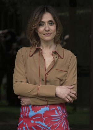 Ambra Angiolini - Photocall of the Rai TV Show Cyrano in Rome