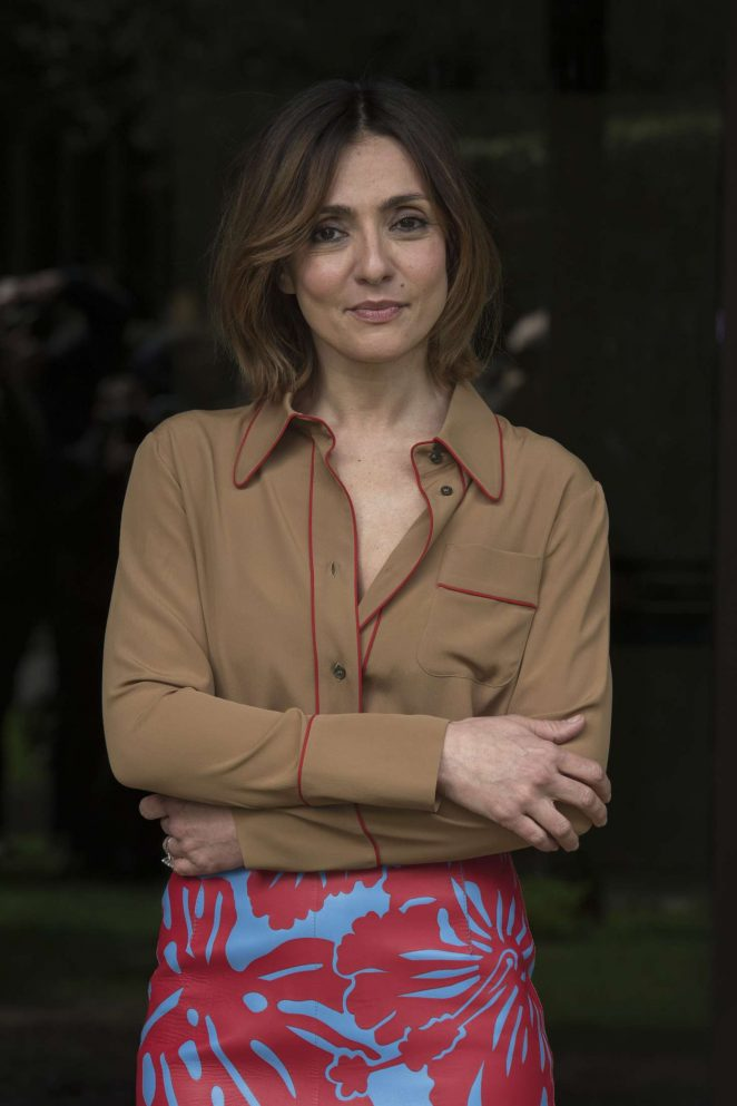 Ambra Angiolini - Photocall of the Rai TV Show Cyrano in Rome