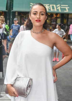 Amel Rachedi - 'Fanged Up' Premiere in London