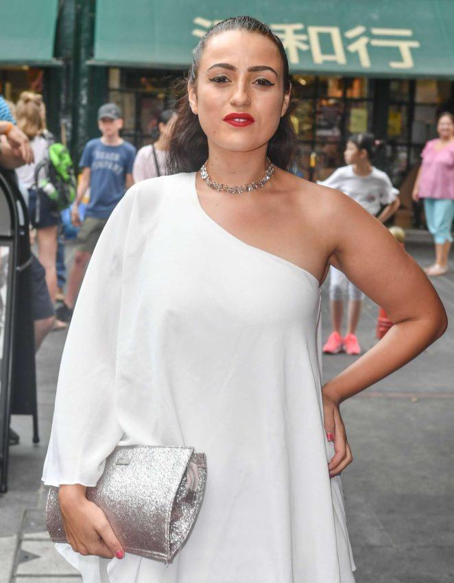 Amel Rachedi - 'Fanged Up' Premiere in London