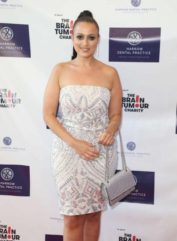 Amel Rachedi - Harrow Dental Practice x Brain Tumour Charity Gala Dinner in London