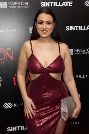 Amel Rachedi - 'Once Upon A Time In London' Premiere in London