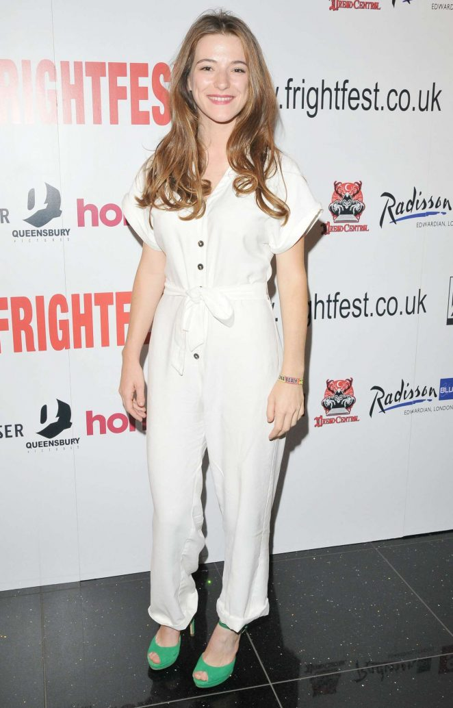 Amelia Bennett - 'Heretiks' Premiere in London