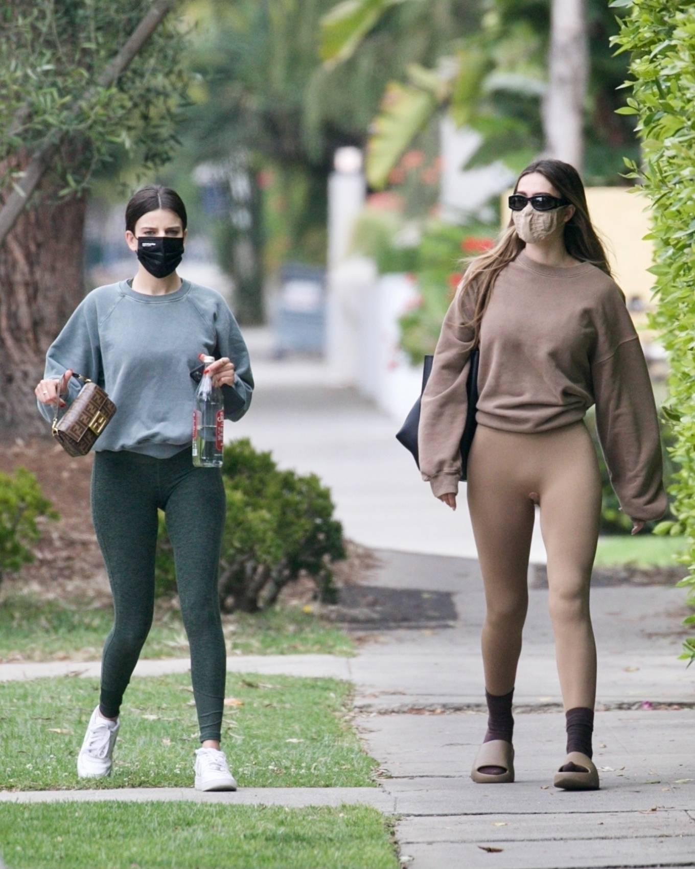 Amelia Gray Hamlin 2021 : Amelia Gray Hamlin – Steps out for pilates session in West Hollywood-13