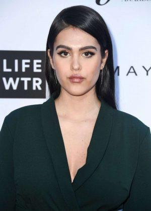 Amelia Hamlin - 2018 Fashion Los Angeles Awards in LA