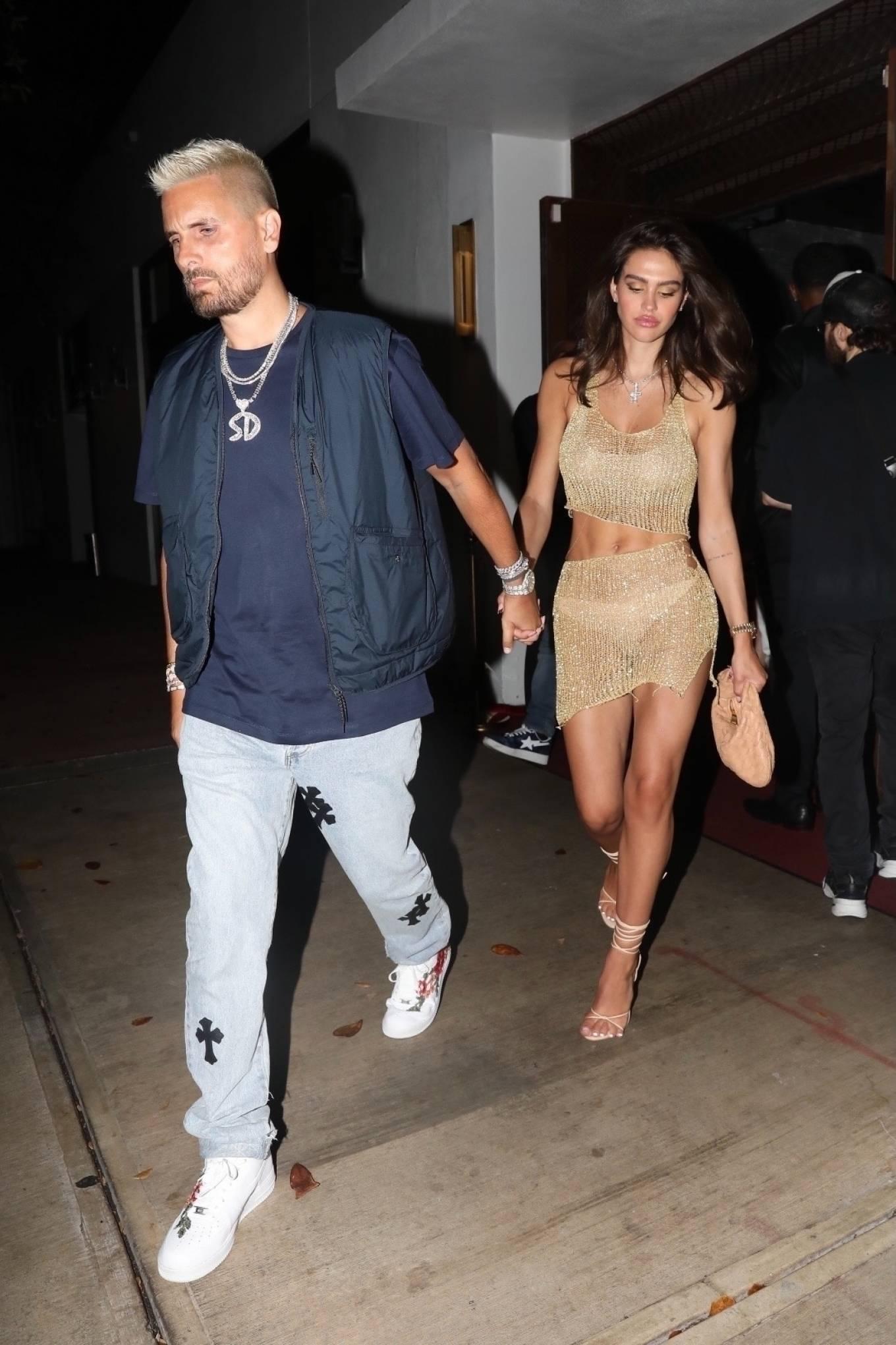 Amelia Hamlin 2021 : Amelia Hamlin – celebrating her 20th birthday with her boyfriend Scott Disick in Miami-04
