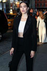 Amelia Hamlin - Elle NYFW Kickoff Party in New York