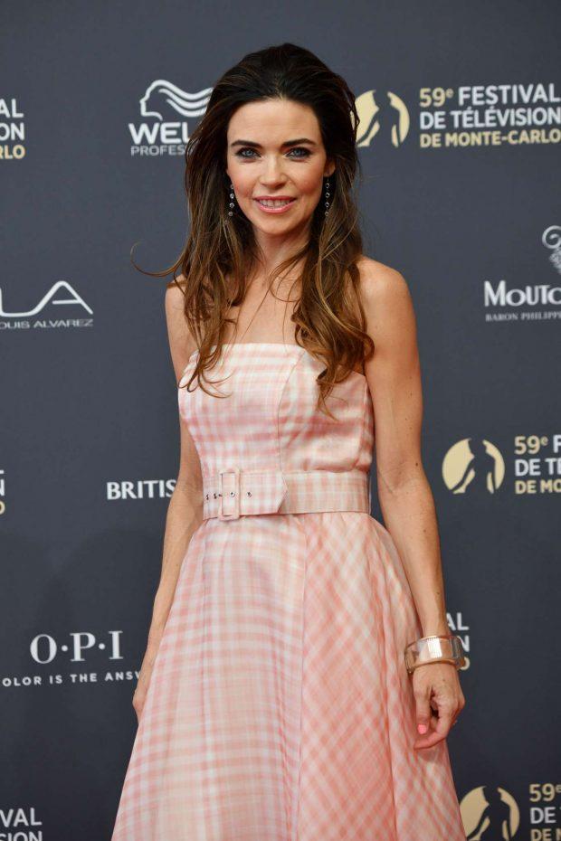 Amelia Heinle - 59th Monte Carlo TV Festival Opening Ceremony