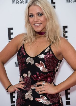 Amelia Lily – Keeping up with the Kardashians 10th Anniversary Screening and Party in London