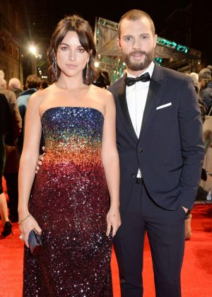 Amelia Warner - 2017 British Academy Film Awards in London