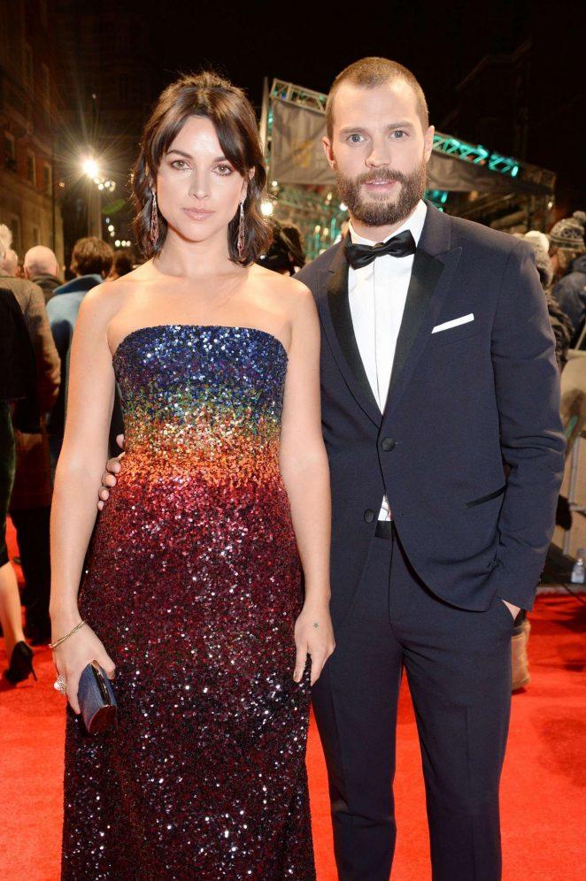 Amelia Warner – 2017 British Academy Film Awards in London