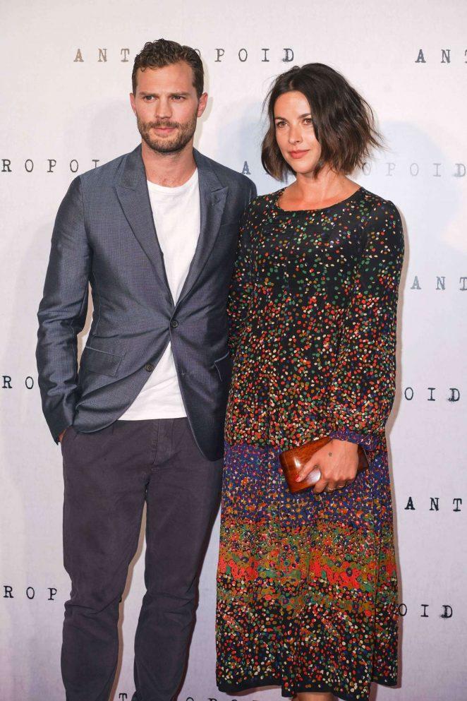 Amelia Warner - 'Anthropoid' Premiere in London