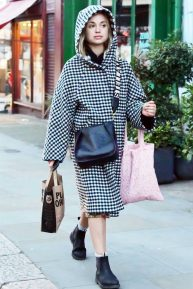 Amelia Windsor - Looks stylis while out in the trendy area of Notting Hill