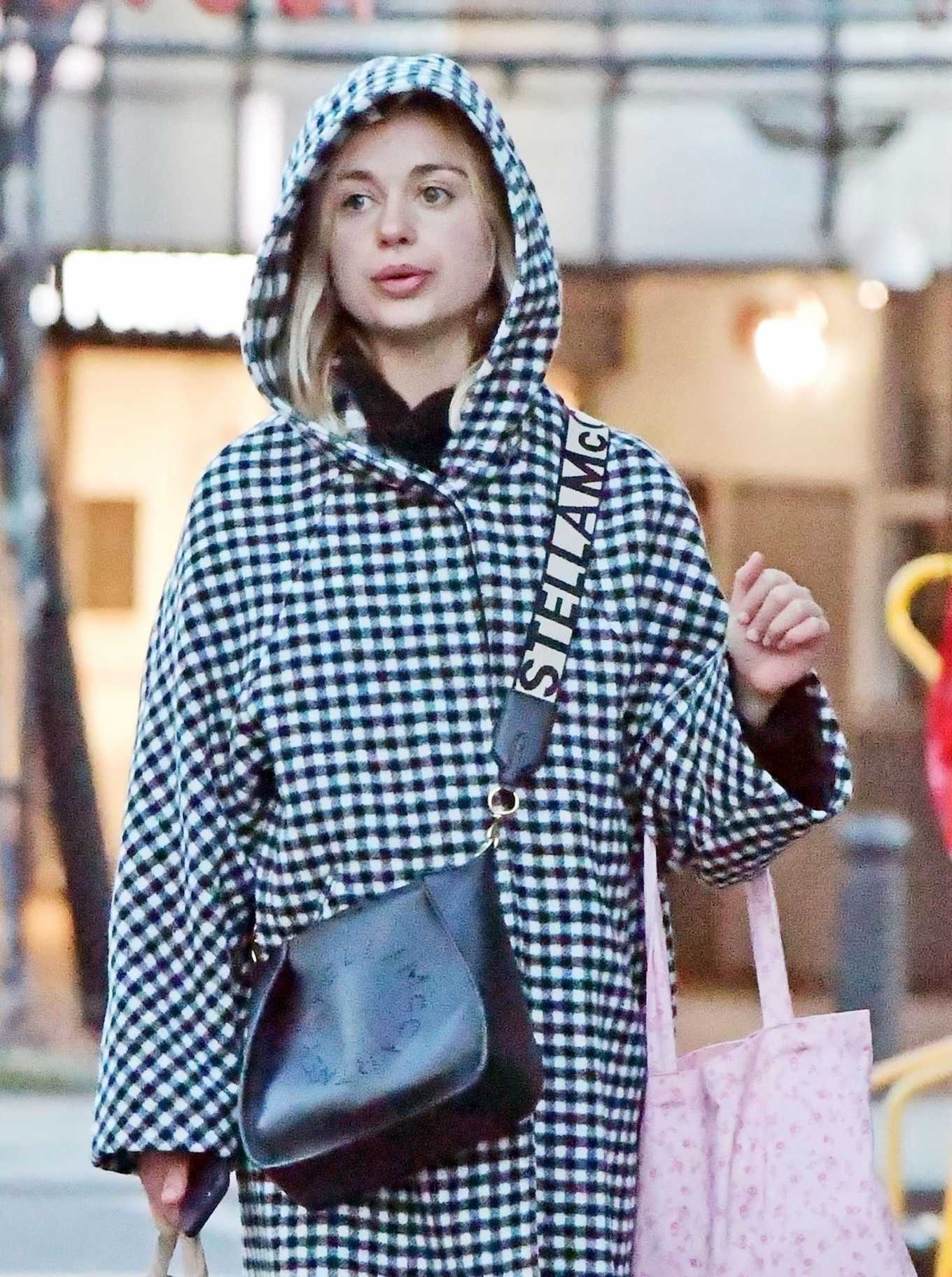 Amelia Windsor 2020 : Amelia Windsor – Looks stylis while out in the trendy area of Notting Hill-08