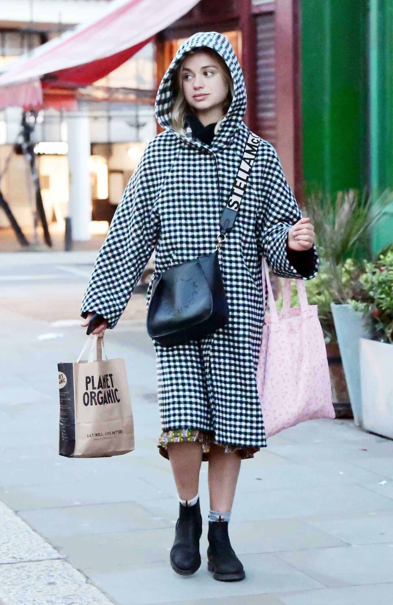 Amelia Windsor 2020 : Amelia Windsor – Looks stylis while out in the trendy area of Notting Hill-18