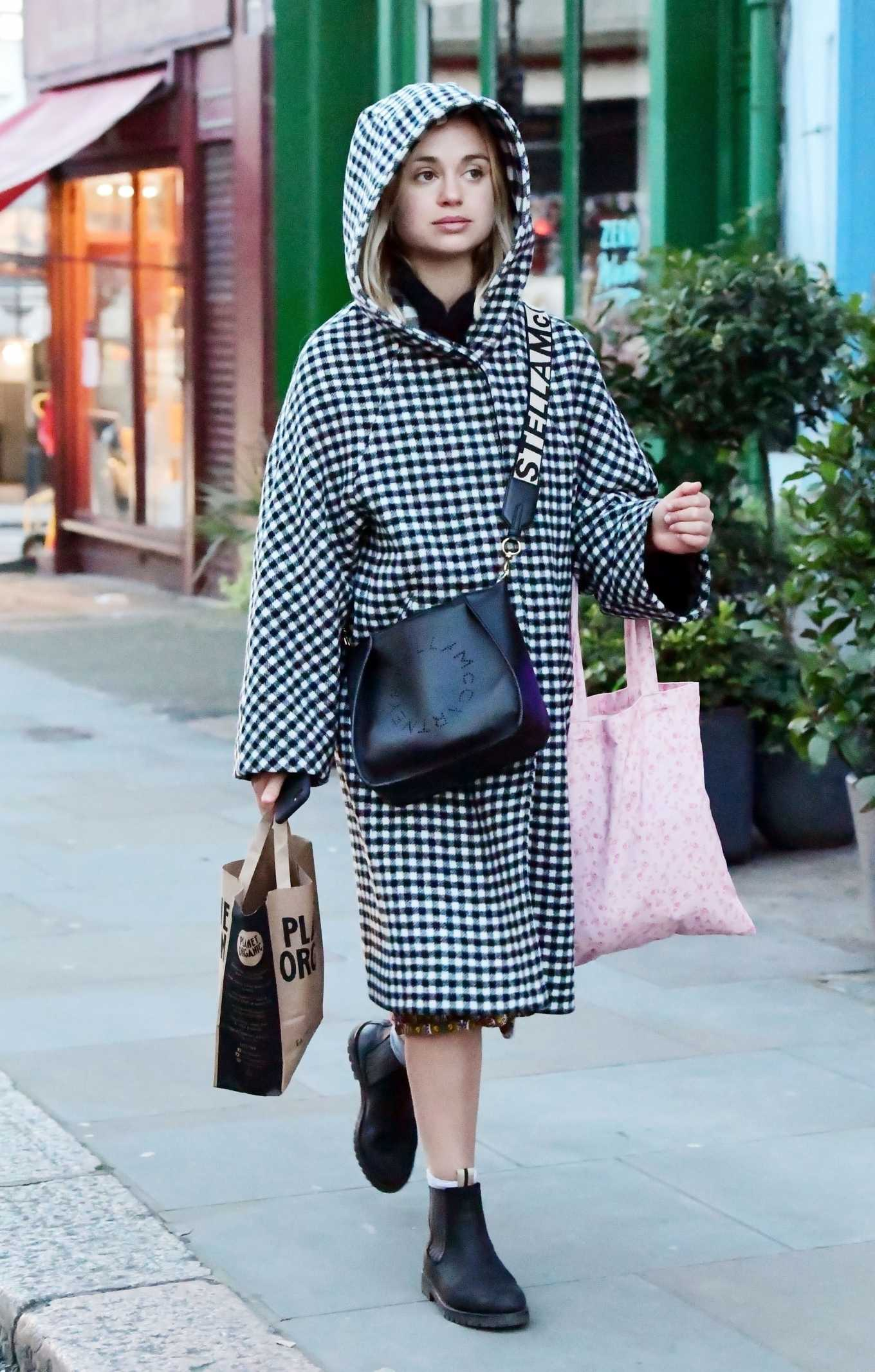 Amelia Windsor 2020 : Amelia Windsor – Looks stylis while out in the trendy area of Notting Hill-26