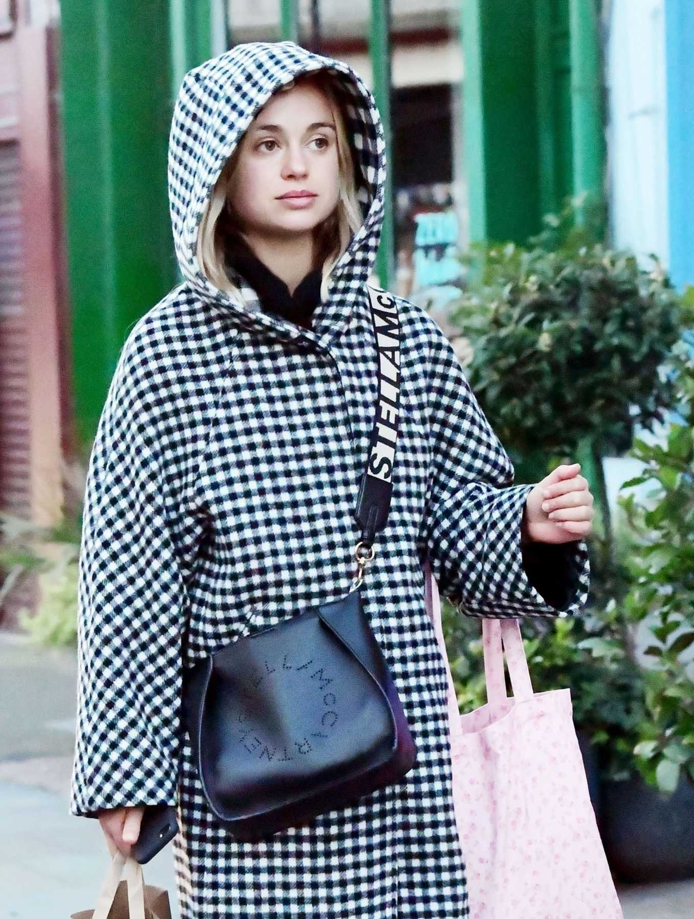 Amelia Windsor 2020 : Amelia Windsor – Looks stylis while out in the trendy area of Notting Hill-33
