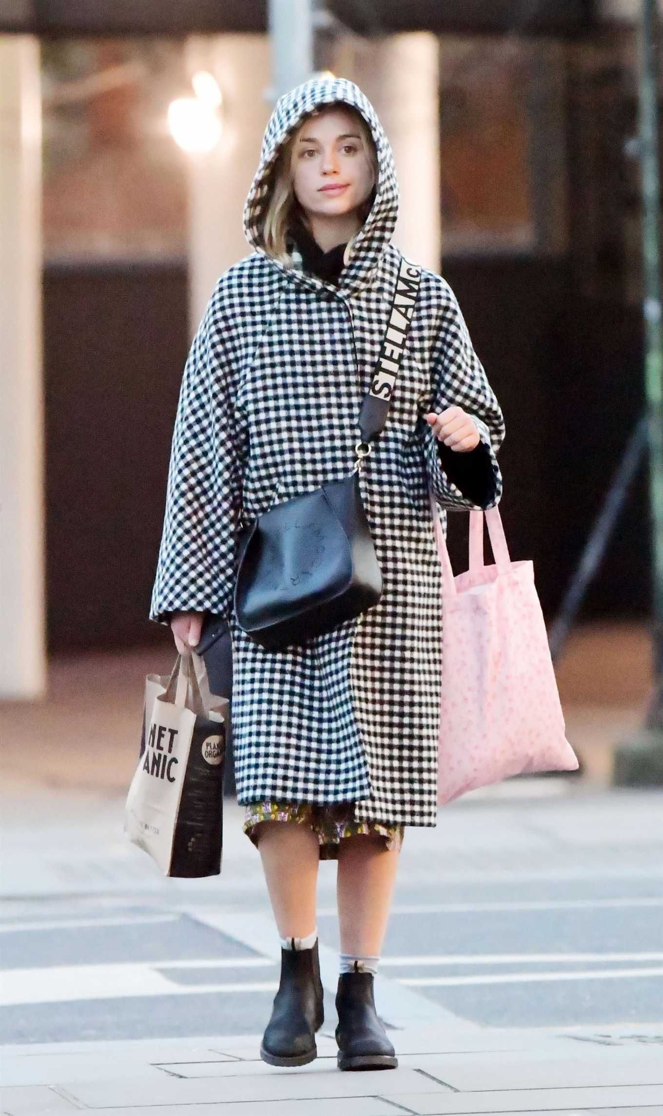 Amelia Windsor 2020 : Amelia Windsor – Looks stylis while out in the trendy area of Notting Hill-35