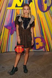 Amelia Windsor - Louis Vuitton Maison Store Launch Party in London