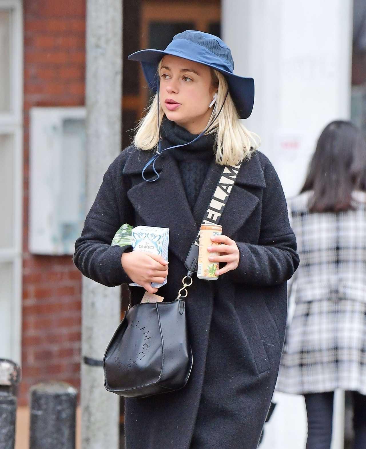 Amelia Windsor 2020 : Amelia Windsor out in London-05