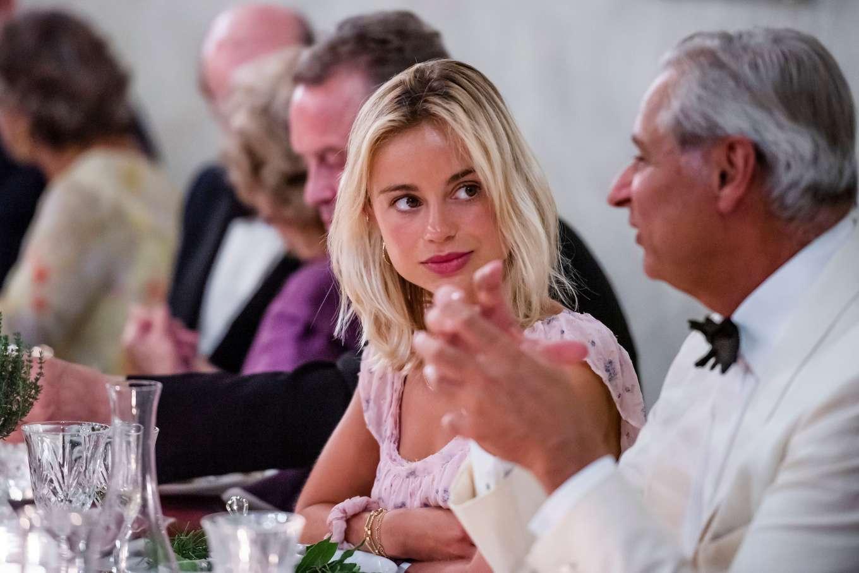 Amelia Windsor 2019 : Amelia Windsor – The New Generation Festival opening night – Palazzo Corsini-03