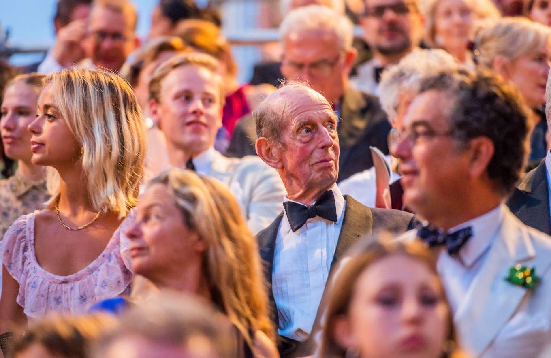 Amelia Windsor 2019 : Amelia Windsor – The New Generation Festival opening night – Palazzo Corsini-04