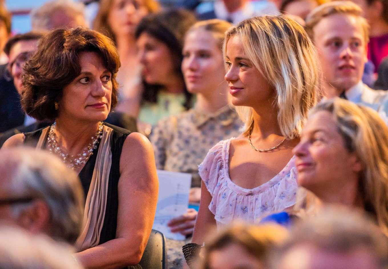 Amelia Windsor 2019 : Amelia Windsor – The New Generation Festival opening night – Palazzo Corsini-06