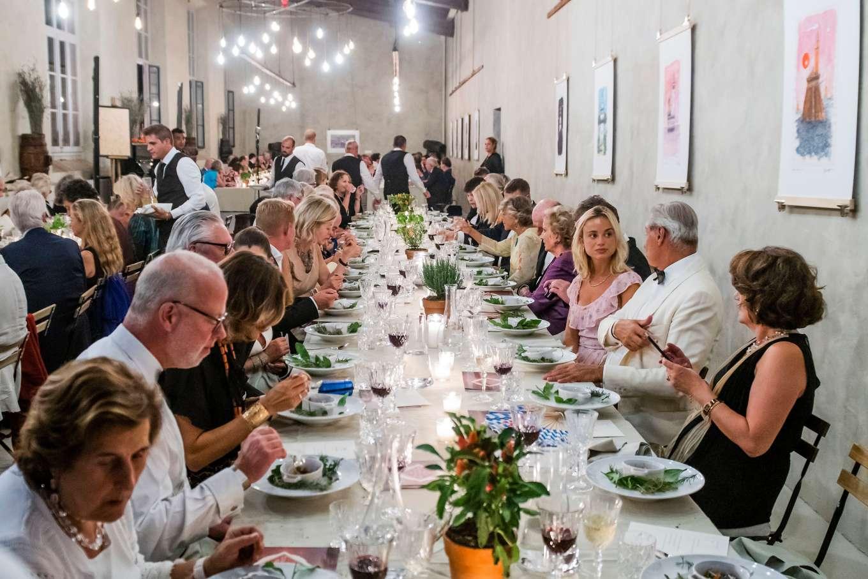 Amelia Windsor 2019 : Amelia Windsor – The New Generation Festival opening night – Palazzo Corsini-09
