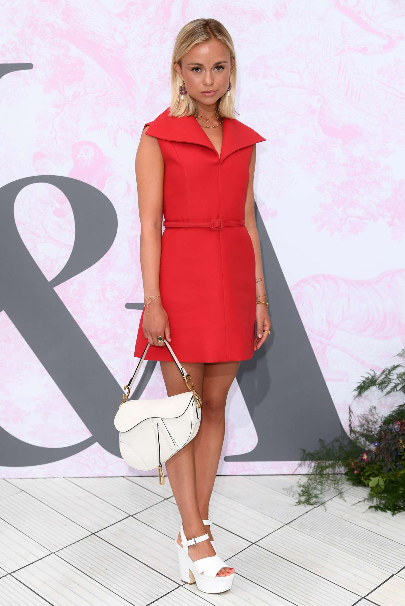 Amelia Windsor - The V&A Summer Party 2019 in Partnership with Dior in London