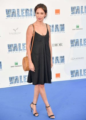 Amelle Chahbi - 'Valerian And The City Of A Thousand Planets' Premiere in Paris