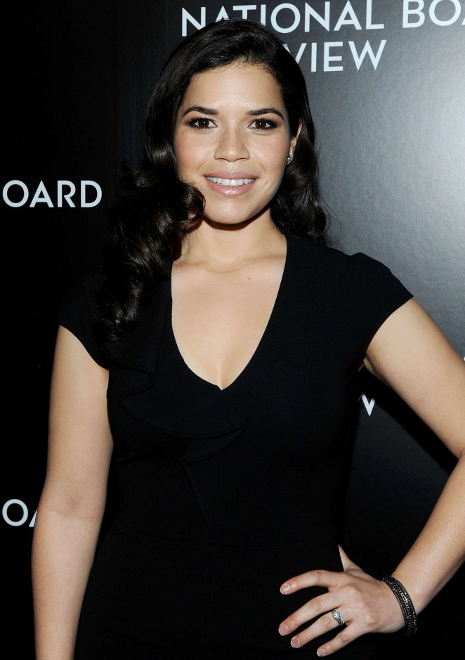 America Ferrera - 2014 National Board of Review Gala in New York