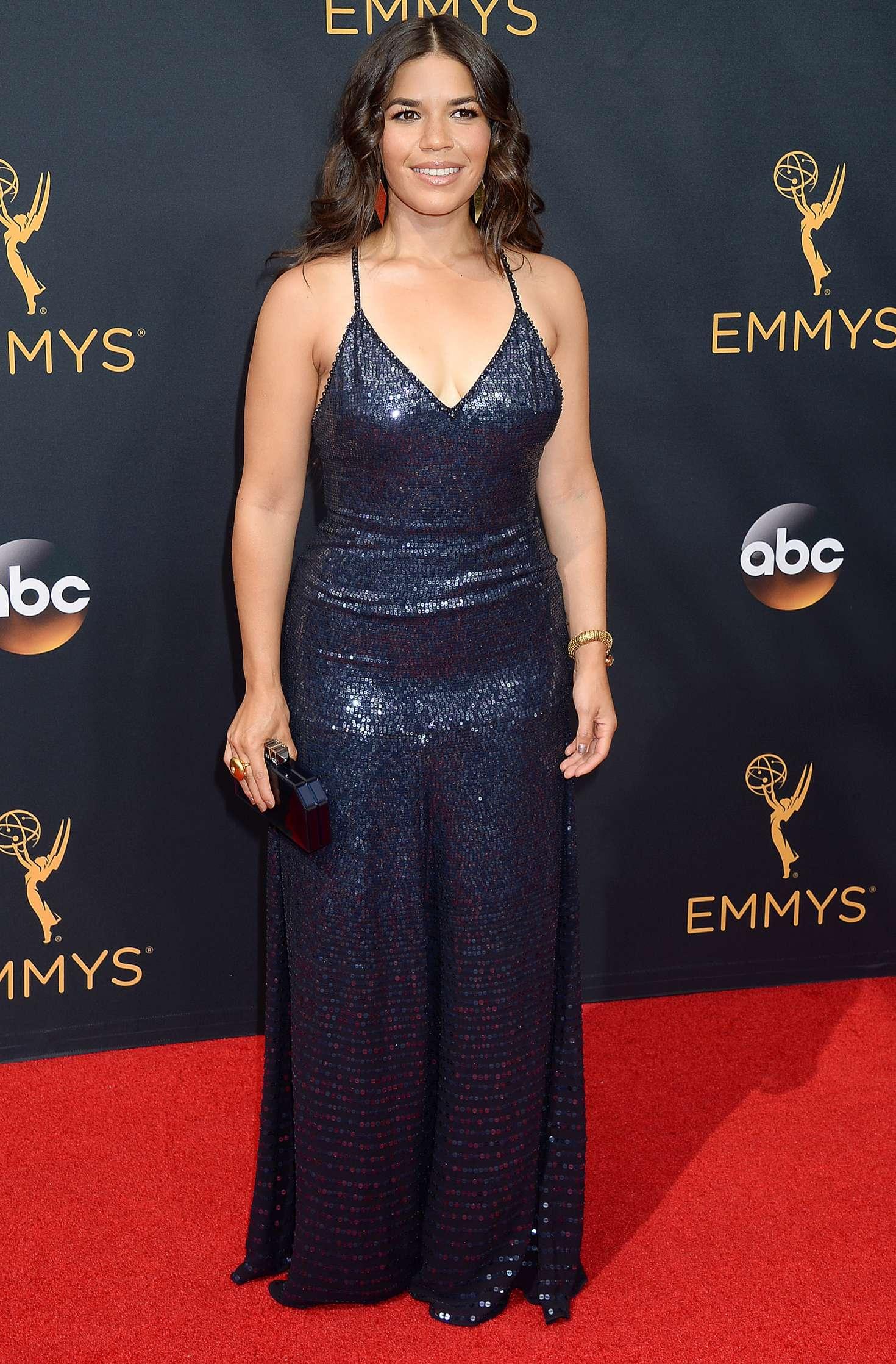 America Ferrera - 2016 Emmy Awards in Los Angeles