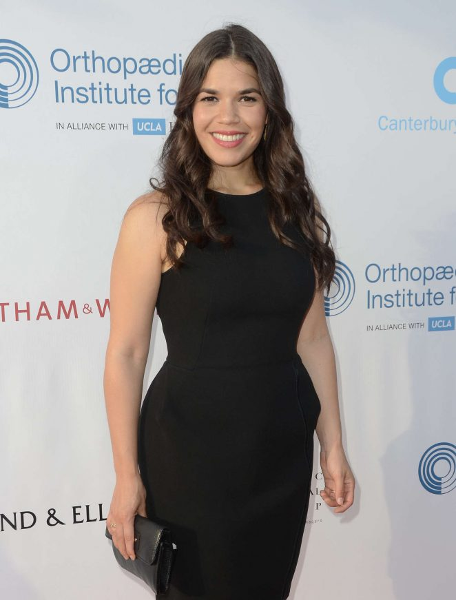America Ferrera - 2016 Stand For Kids Annual Gala in Los Angeles