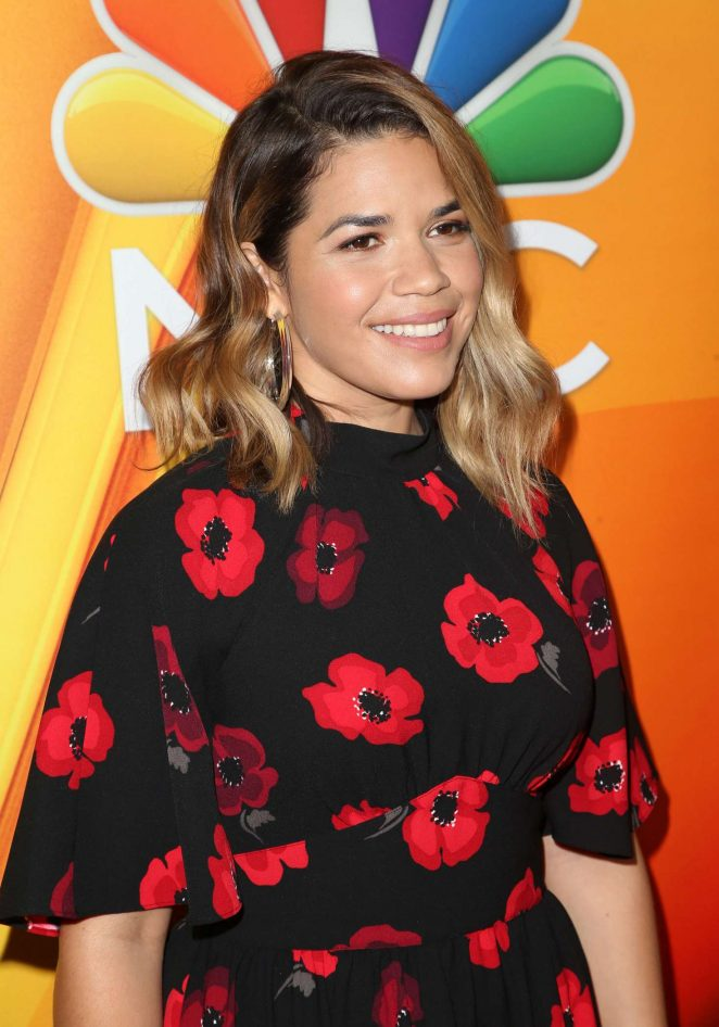 America Ferrera - 2017 NBC Summer TCA Press Tour in Beverly Hills