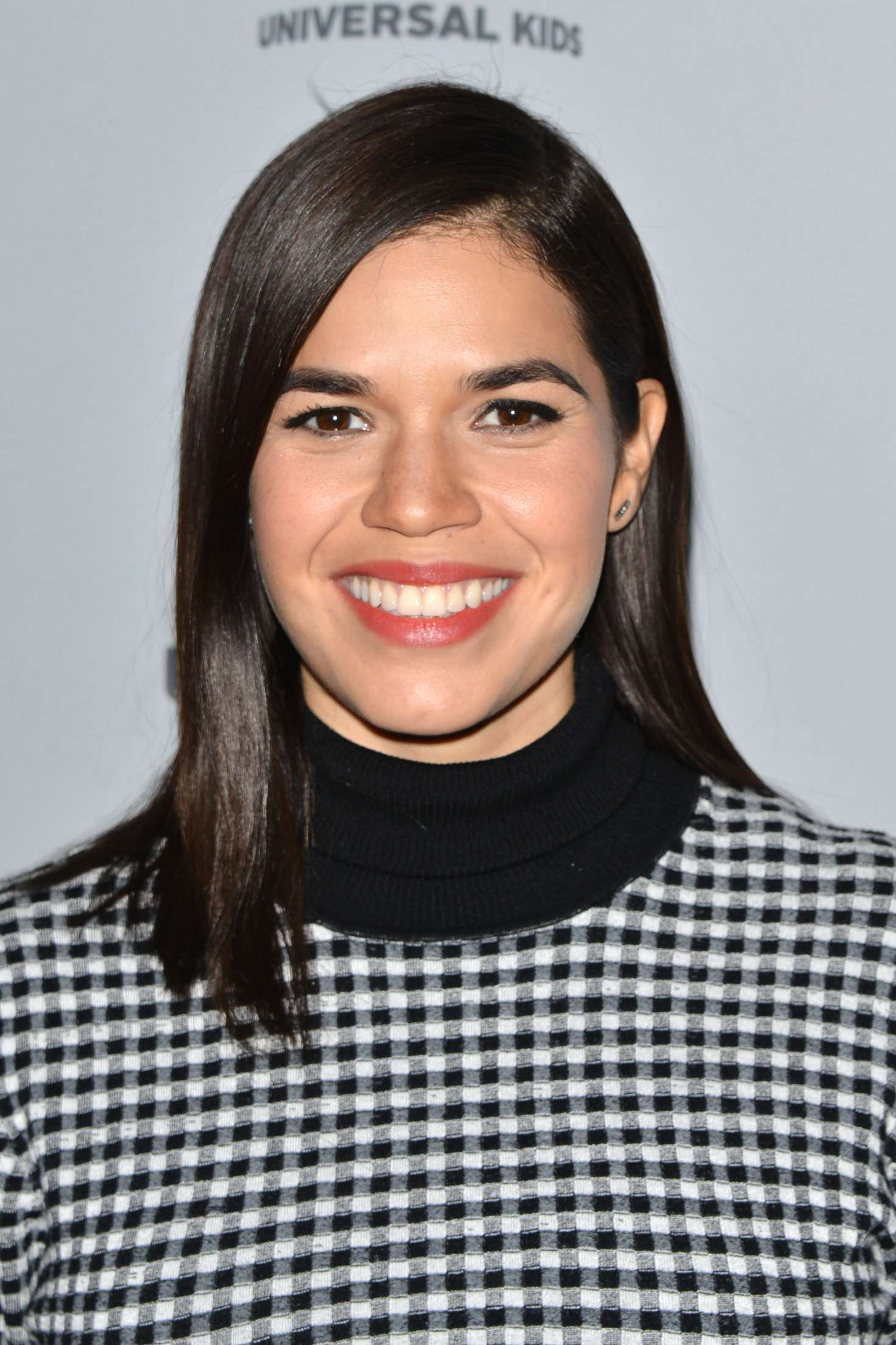 America Ferrera - 2017 NBCUniversal Holiday Kick Off Event in LA
